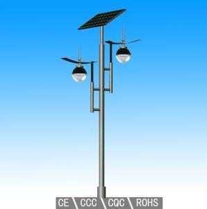 3~4m Jardin lumière LED solaire pour la nouvelle conception