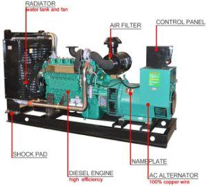 400kw 500kVA Yuchai 엔진을%s 가진 디젤 엔진 발전기 세트