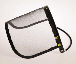 Máscara de fio de proteção à prova de salpicos Protetor de rosto com aprovado pela CE