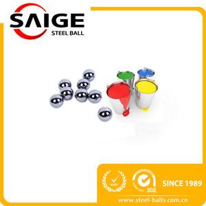 Diferentes tamanhos e dureza elevada bola de metal a esfera de aço cromado