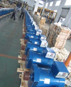 100% kupferner Draht-STC-Drehstromgenerator