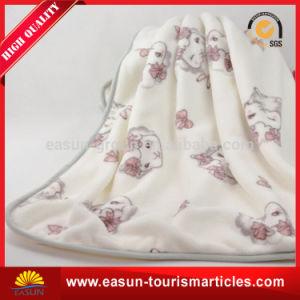 別の種類のプラシ天動物毛布
