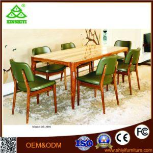 Mesa de café de café ajustable de comedor Mesas de madera en venta