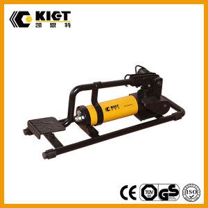 Pompa idraulica ad alta pressione di alluminio funzionante dell'acciaio del piede e di piede