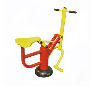 Máquina elíptica más calientes de calidad Premium de equipos de entrenamiento de Fitness Al aire libre