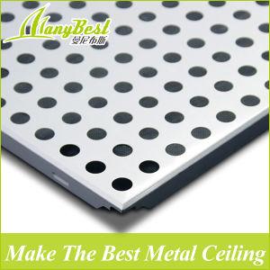 2017 Clip de 600*600 a 300*300 barato material del techo de aluminio