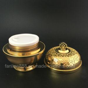 装飾的な包装のための贅沢なキャップのクリームの瓶