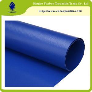 De Met een laag bedekte Stof van pvc Plastiek voor Op zwaar werk berekende Tarps Tb085