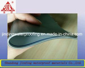 Het Waterdichte Membraan van pvc van Polyvinyl Chloride voor Dam