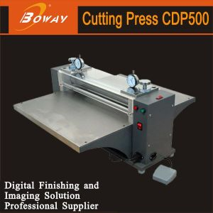 Visita de la caja de CD de regalo tarjetas irregulares postal Rompecabezas Die-Cut Perforadora de papel personalizado