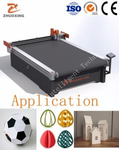 Máquina de corte de artesanato de papel com marcação preço de fábrica