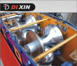 machine de formage Dx Ridge Cap/panneau de gouttière Machine/Ridge Pac ancien rouleau