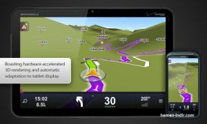 Apple-doppelte LÄRM DVD GPS des neuen Android-4.4 allgemeinhinnavigation