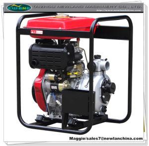 Diesel Eléctrico de 2 pulgadas de la bomba de agua con dos impulsores (DP20)