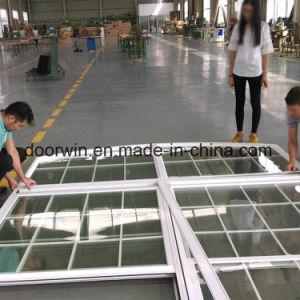 Ultra-Large&Nbsp;tipo Single Hung salto térmico de la ventana de aluminio