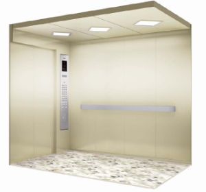 中央対外開放1600kgが付いているベッドのエレベーター