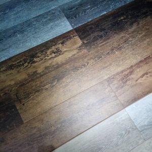 Medio ambiente realista Non-Deformation impermeable duradera madera Piso Laminado Junta para la construcción de pavimento piso
