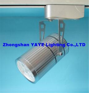 CE/RoHS Yaye bom vender 5W via LED de alta potência de luz com 3 anos de garantia
