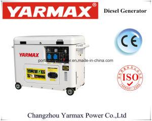 Arranque eléctrico tipo flip silencioso Generador Diesel