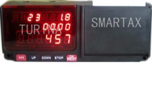 Taxímetro com GPS