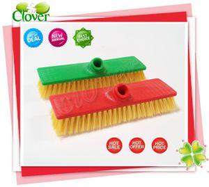 Polvere casalinga di Microfiber che pulisce la scopa molle del pavimento di legno duro