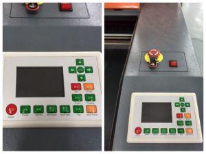 Kleine Laser-Ausschnitt-Gravierfräsmaschine-preiswerte Preis-Laser-Scherblock-Maschinen
