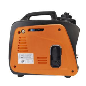 700W小型小さいインバーターデジタルガソリン携帯用発電機