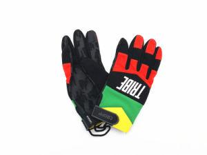 OEMメンズ乗馬の方法スリップ防止耐久力のある冬季スポーツのスキー手袋