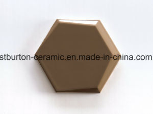 Geslepen Hexagon van de Decoratie 173X150X87 van het Bouwmateriaal kijkt de Tegel St1715814 van de Bevloering van de Muur van het Porselein van de Badkamers van de Keuken