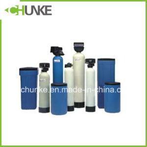 Chunke ablandador de agua para el tratamiento de agua la máquina