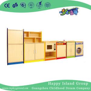 Juego de rol de los Escolares muebles de madera (HG-4401)