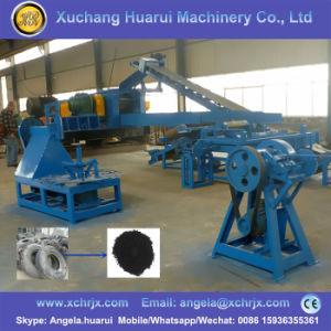Les pneus usagés de l'équipement de traitement / les prix des équipements de recyclage de pneus / déchets de la poudre de caoutchouc de la machine de recyclage des pneus