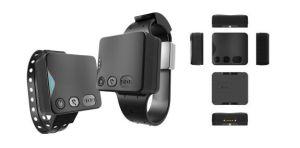 WCDMA 3G WiFi Personal Tracker para uso personal, GPS Prionser / Delincuentes rastreador incorporado G-Sensor Mt-200X