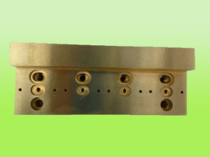 기계 (DRX-0001)를 위한 CNC 부속 압축 공기를 넣은 부속