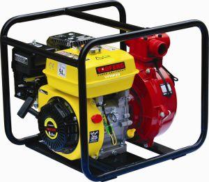 5000 vatios de energía eléctrica la gasolina y GLP generador con EPA, el CARB, CE, Soncap Certificado (YFGP6500DE2)