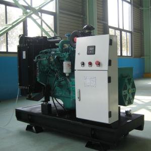 24kw/30kVA de tipo abierto Grupo Electrógeno Cummins diesel