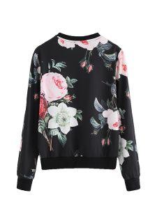 공장은 여자의 스크린 인쇄 우연한 스웨트 셔츠 Hoodie를 주문을 받아서 만든다