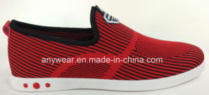 Gimnasio Flyknit Calzado casual confort zapatos para correr (056)