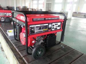 ガソリン溶接工の発電機