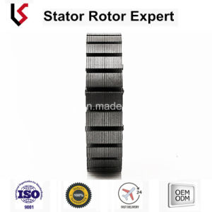 Il Od 74 scanala 24 nuclei di ferro d'acciaio del silicone di prezzi bassi dello statore e del rotore dell'asse 16 per il motorino e la bicicletta elettrici
