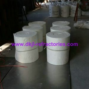 Firepoof manta aislante t rmico para hornos industriales for Aislante termico para hornos