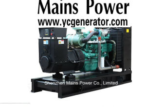 45kVA 36KW de potência de espera Yuchai conjunto gerador diesel Industrial