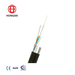 숫자 8 Outdoor 36fo Gyfc8y Aerial Fiber Optical Cable