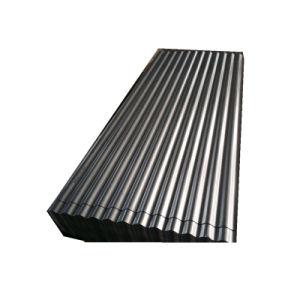 Dx51d de carton ondulé en acier galvanisé SGCC tôle de toit tuile de toit