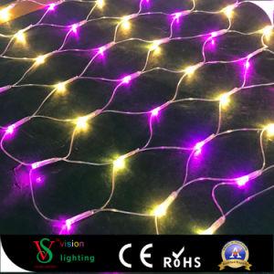 LED-Nettolichter für Weihnachtspark-Dekoration