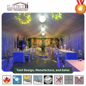 Witte Tent 15X20 voor de OpenluchtGebeurtenis van het Huwelijk van Fabriek