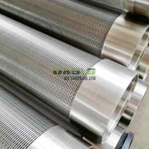 304 cilindri del tubo dello schermo di collegare del cuneo dell'acciaio inossidabile