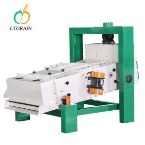Vibration de la machine de traitement de semences de bonne qualité de la grille