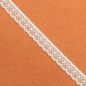 1.8cmの伸張のランジェリーのためのナイロンスパンデックスの在庫のレース