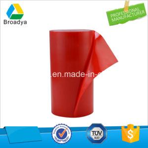 赤いフィルムはさみ金のよい付着のアクリルの最高結束テープ(BY6064W)